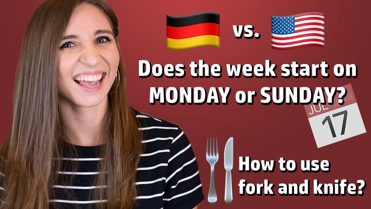 5 Things Americans Do Differently Than Germans (Part 3) | German Girl in America