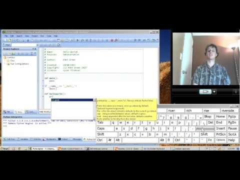 Hands-Free Programming with Emotiv EEG