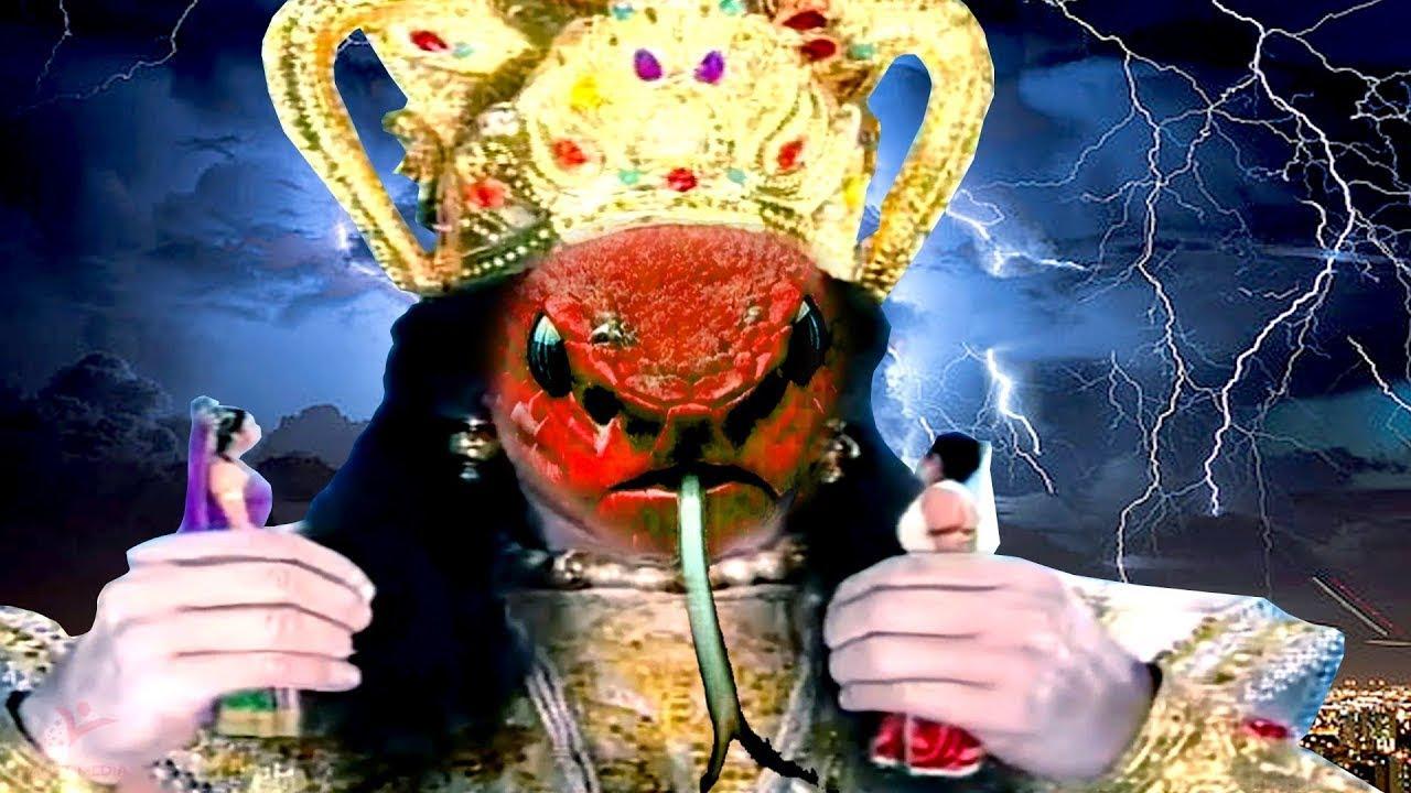 जहरीले नाग ने जब शिव भक्तों को जकड़ा अपने जाल में   #JapTapVrat