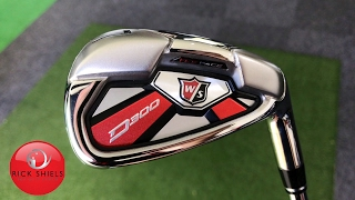 WILSON STAFF D300 IRONS REVIEW