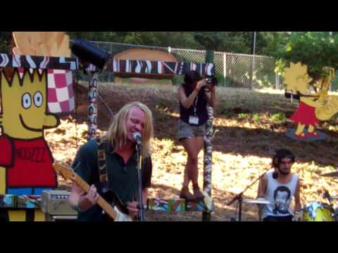 The Audacity - live at Mosswood Park, 7/7/2013 (1 of 2)