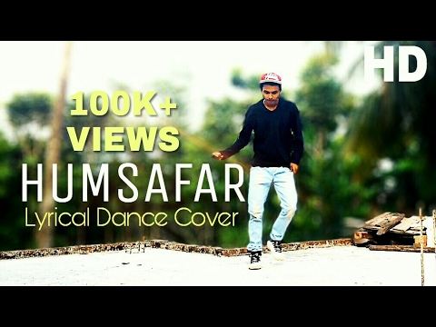 Humsafar | Lyrical FeeL | Badrinath Ki Dulhaniya| Dance Cover | By  BeatfeeL RJ