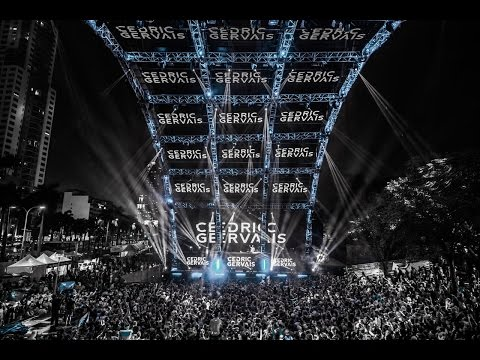 Cedric Gervais Live at Ultra Music Festival 2017