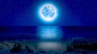 Insomnia Healing Music ★︎ Fall Asleep Fast ★︎ Dark Screen, Melatonin Release, Delta Waves