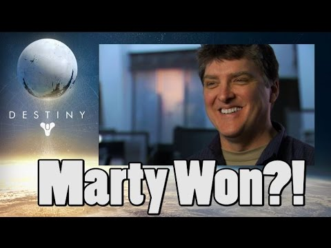 Marty o'donnell Wins Lawsuit Against Bungie?!