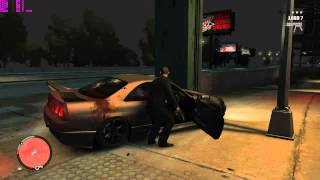 GTA IV gameplay on Phenom II X4, Radeon HD 6870