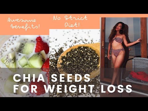 Chia Seeds For Weight Loss   How To Prepare Chia Seeds?