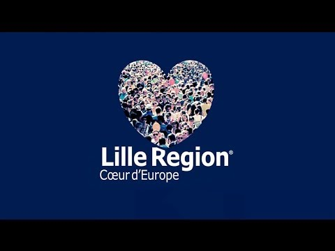 Lille Region, the place to be (version anglaise)