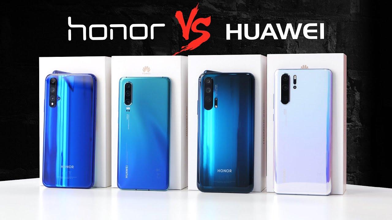 Huawei p xl Обзор. Кто Самый Крутой? Honor 20 Pro vs OnePlus 7 P30 | в Играх
