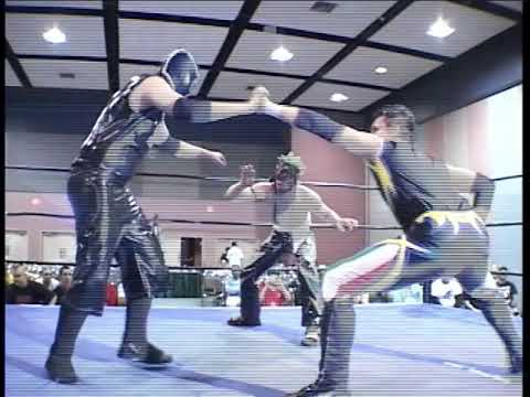 SWF Wrestling - Unsanctioned Street Fight - Drake Younger vs. AJ Kirsch from YouTube · Duration:  33 minutes 10 seconds