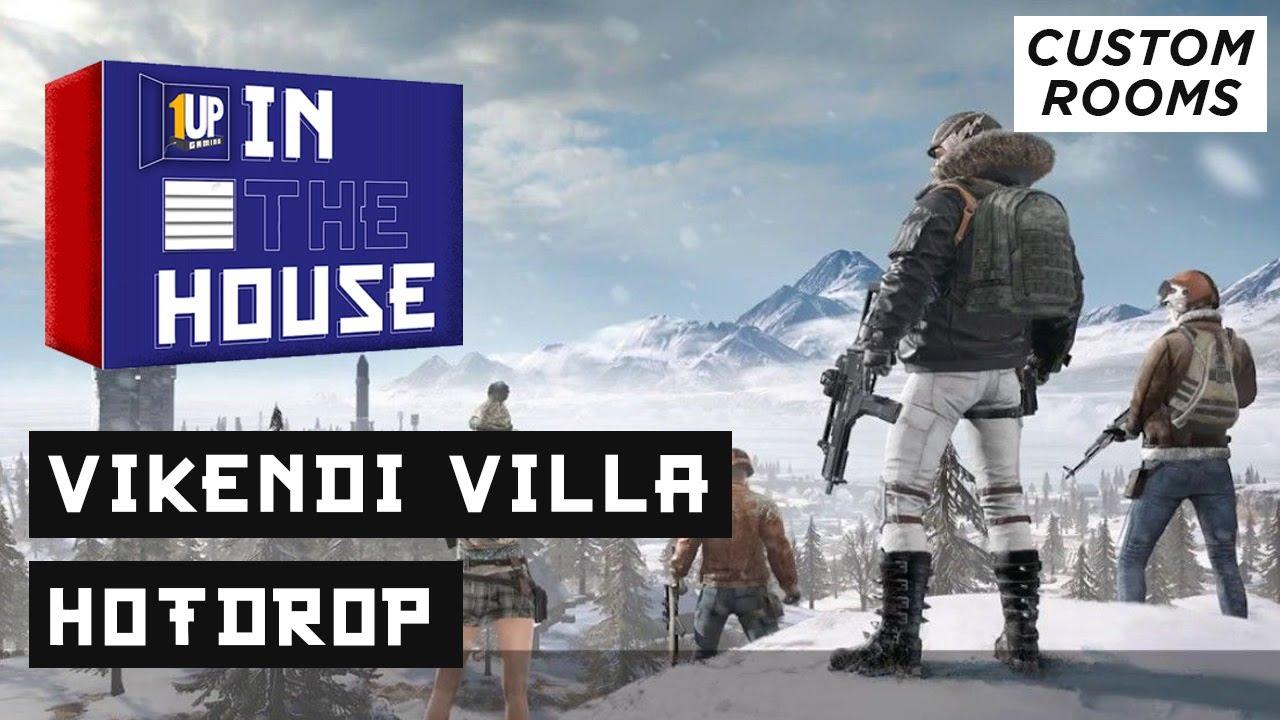 1up In The House Vikendi Villa Hotdrop Challenge Tech Videos Firstpost