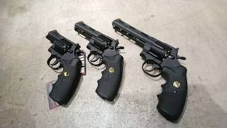 CRW介紹King Arms 2018 Python 357 Custom 6mm Co2左輪