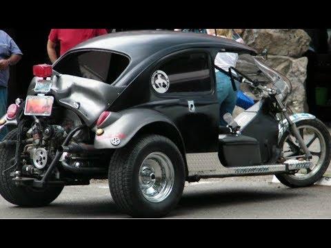 Amazing Homemade Trikes