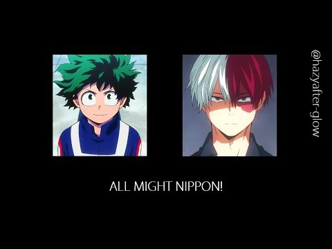 Yamashita Daiki's Admiration - A Sequel (BNHA Radio All Might Nippon)