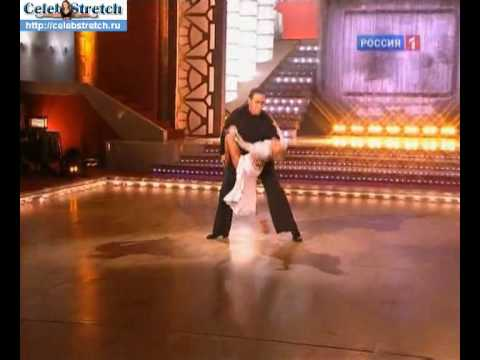 www.celebstretch.ru Oksana Sidorenko dance.avi