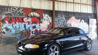 Cobra vs Mustang GT