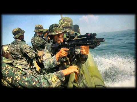 PHILIPPINE PRESIDENT WARNS IT WILL BE BLOODY IF CHINA ATTACKS