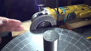 AXIAL FLUX WIND TURBINE GRIND