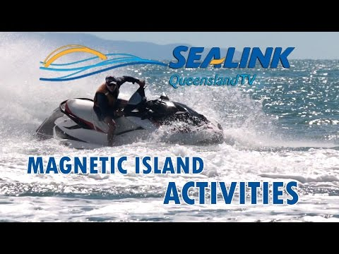 SeaLink infomercial 4 - Magnetic Island activities