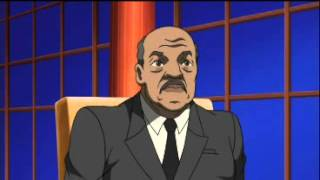 The Boondocks - Martin Luther King in the post-9/11 climate