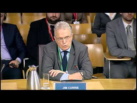 European and External Relations Committee - Scottish Parliament: 20th February 2014