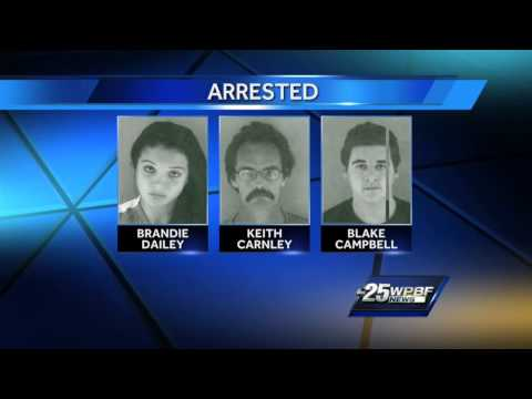 Three more arrests in Aaron Hill beating case out of Okeechobee