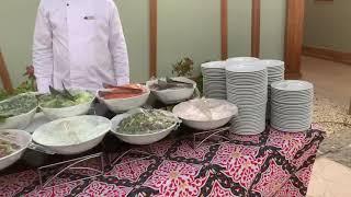 Обзор ужина на Бидуинском фестивале в отеле Лабранда Роял и Клаб в Макади