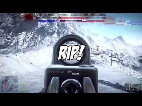 REAL BATTLEFIELD NOOBS - Funny new player moments