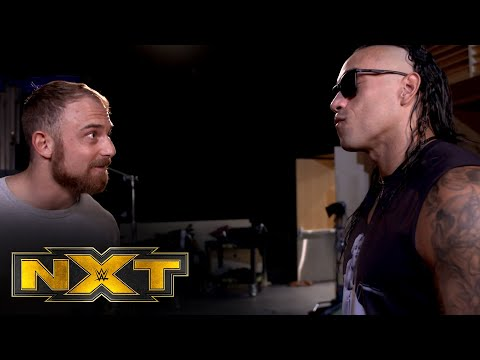 Timothy Thatcher confronts Damian Priest: WWE NXT, Aug. 26, 2020 - YouTube