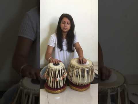 Voice of the moon by Anoushka Shankar - Tabla Cover