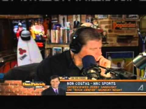 Bob Costas Talks About Jerry Sandusky Interview (DPShow)