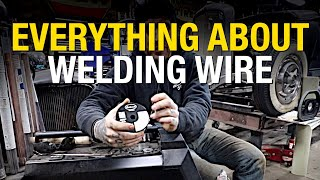 Everything You Need to Know About MIG Welding Wire - Eastwood