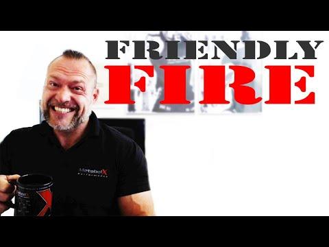 Friendly Fire - Patrioten im Selbstzerstörungsmodus