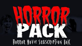 Horror Pack & Eastwood With Mary