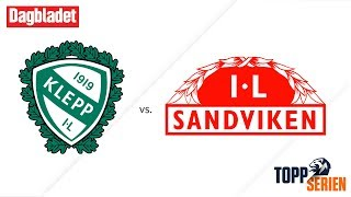 Klepp vs Sandviken full match