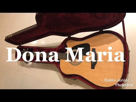 Dona Maria - Thiago Brava Feat Jorge - Cover Dalmi Junior