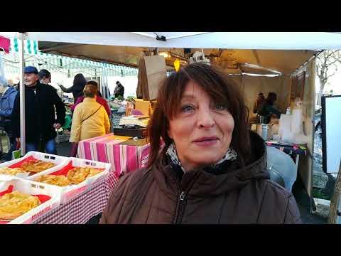 Plus beau marché à Nérac
