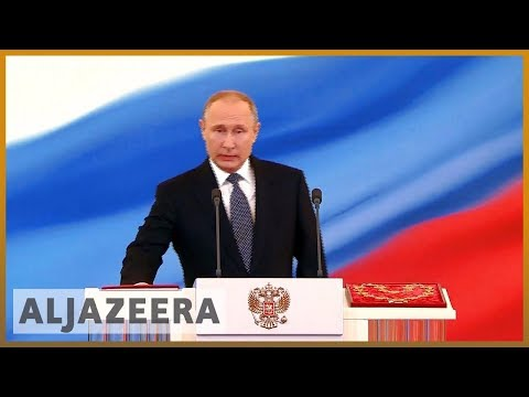 ???????? Russia inauguration: What did Vladimir Putin say   Al Jazeera English
