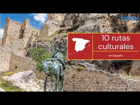 10 extraordinarias rutas culturales de España