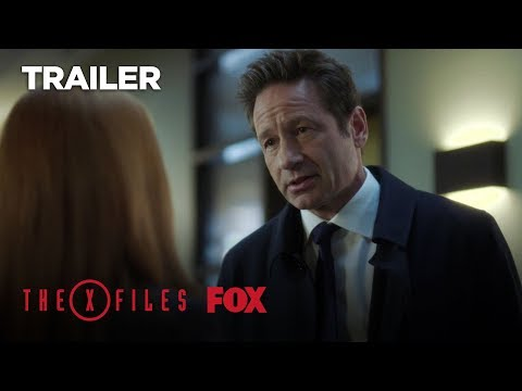 Watch: 'The X-Files' extended trailer (Video)