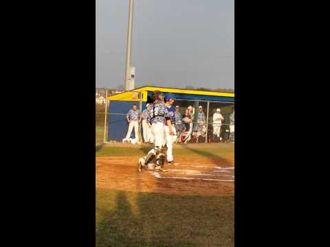 Jack hits 3 run Home Run 4 2 14