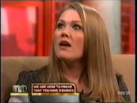 Maury Povich: We Are Here To Prove You Have 9 Babies (Part 2)