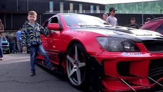 Автомотофестиваль «Shymkent City Racing 2017» прошел в Шымкенте