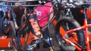 New KTM Bikes 2016 - Eurobike 2015