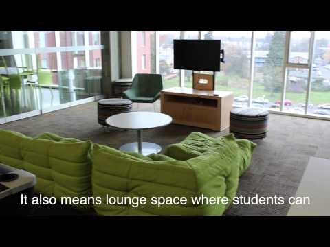 Room Types at Oregon State University for International Students