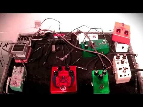 Black Vulpine / 2017 Recording (pt. 2) Guitars