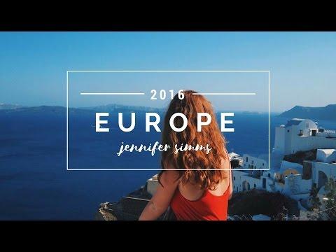 EUROPE   Travel Video (Contiki)
