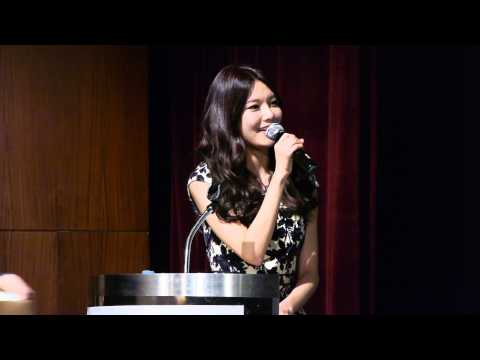 2013 12 05 Women In Korea Flim 2013 Festival   Sooyoung