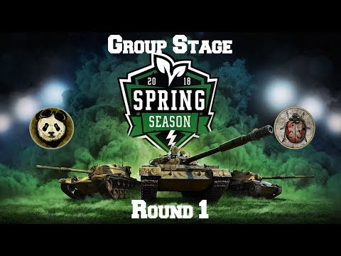 Spring Season Tournament (Group Stage, Round 1) - With Amaunet85