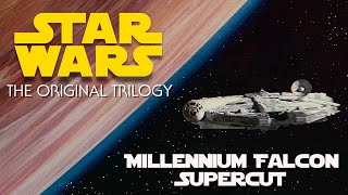 Star Wars: Just The Falcon (Millennium Falcon Supercut)